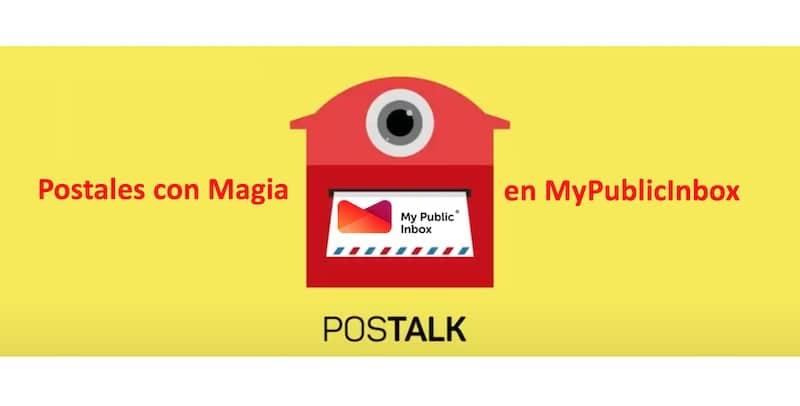 ¡Postalk y My Public Inbox se dan la mano!